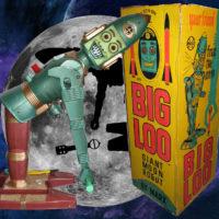 Big Loo with 1963 Original Box Example